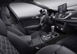 Audi S6 Innenraum